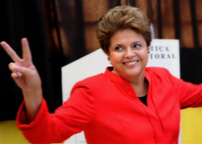 Reeleição de Dilma Rousseff