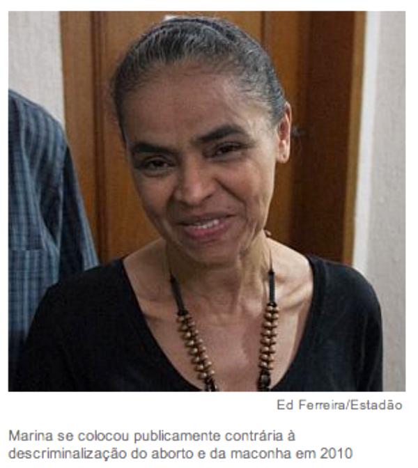 Marina Silva no PSB