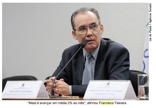 Ministro Francisco Teixeira