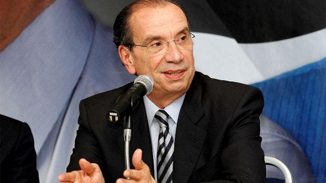 O senador Aloysio Nunes é um dos principais líderes do PSDB nacional e usa de impropérios contra o Rodrigo Pilha