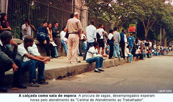 Desemprego 2002