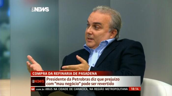 Jean-Paul Prates fala sobre Pasadena