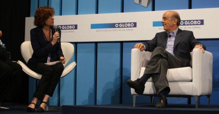José Serra e o PIG