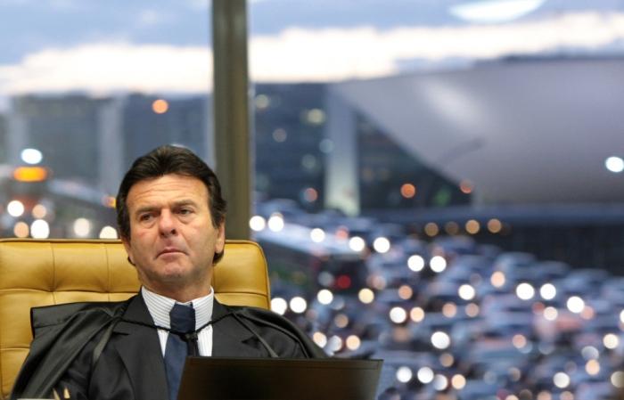 Ministro do STF Luiz Fuz