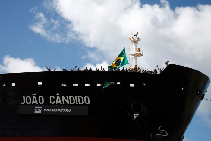 Navio Petrobras