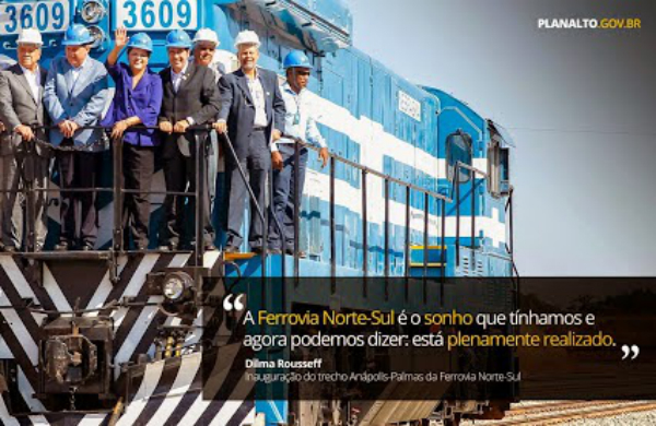 Ferrovia Norte Sul