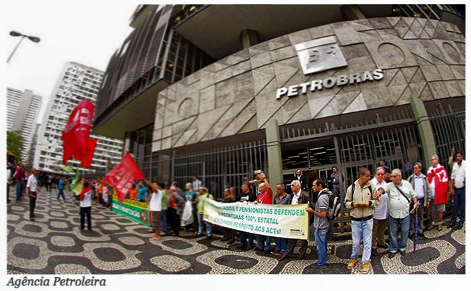 Petroleiros contra CPI da Petrobras