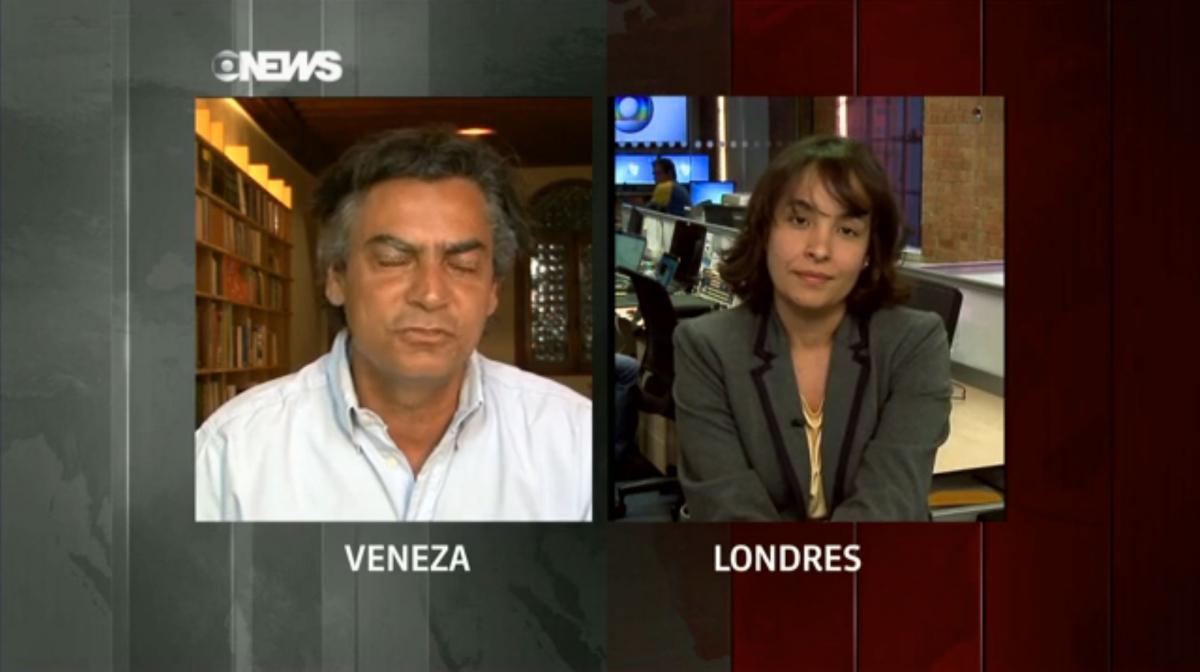 Jornalista da BBC detona o Complexo de Vira-latas do Diogo Mainard