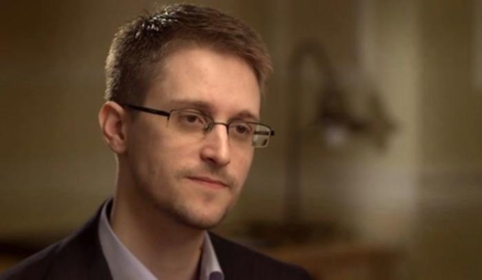 Entrevista com Edward Snowden