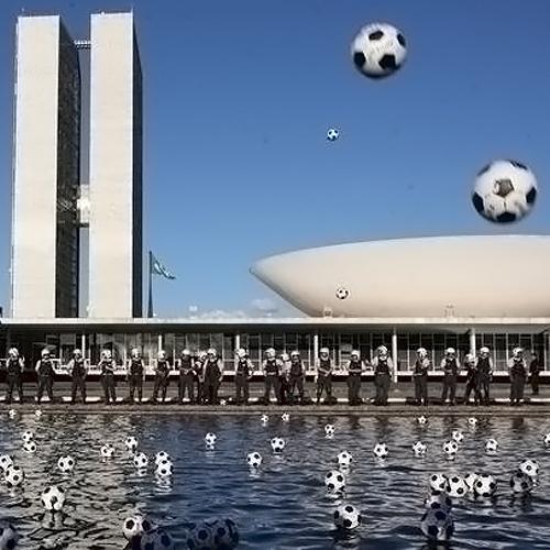 Protestos contra a Copa do Mundo