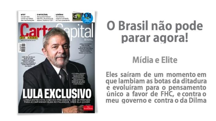 Entrevista do Lula da Carta Capital