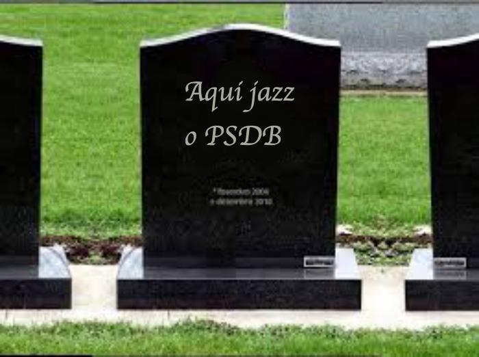 Nota de Falecimento do PSDB
