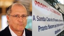 Alckmin e o mistério do dinheiro da Santa Casa