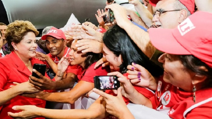 Maior parte do movimento sindical está com Dilma, diz presidente da CUT
