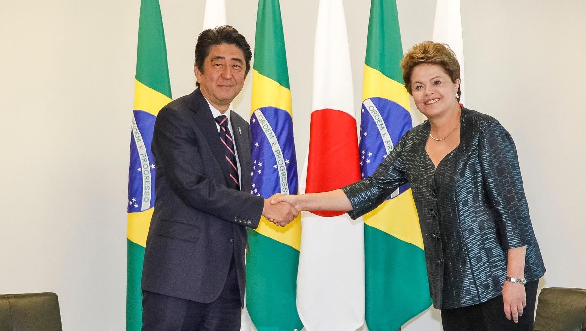 Japão vê o Brasil como uma grande oportunidade de investimentos