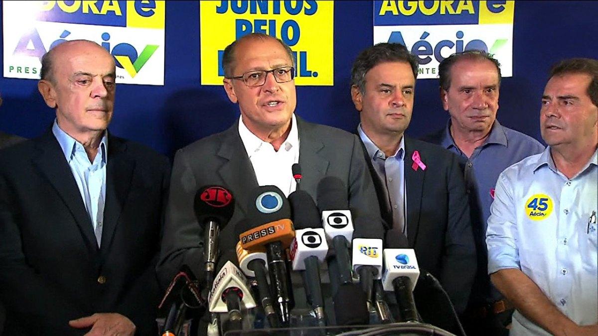 Alckmin, o Santo, usou até o cunhado para receber propina da Odebrecht