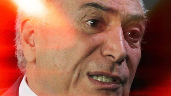 Michel-Temer Terceirização